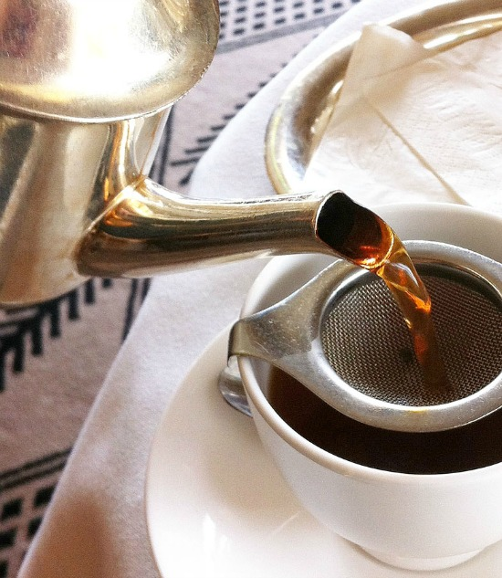 cuppa black tea