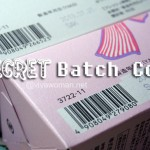 Secret Batch Code