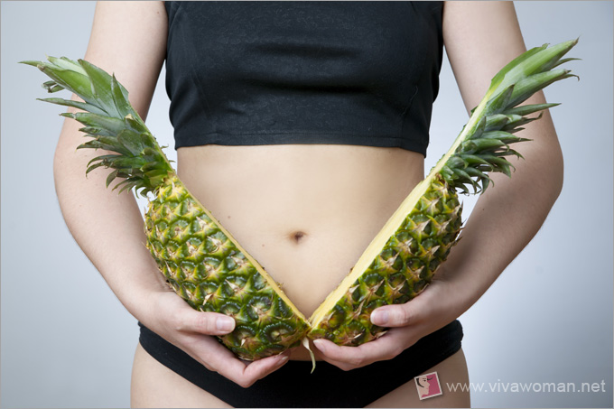 Eating Pineapples Helped Me Slim Down