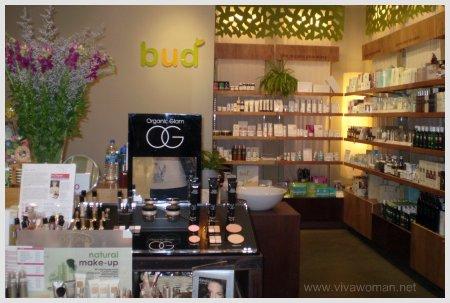 Viva Shop Tour: Bud Cosmetics at Square 2