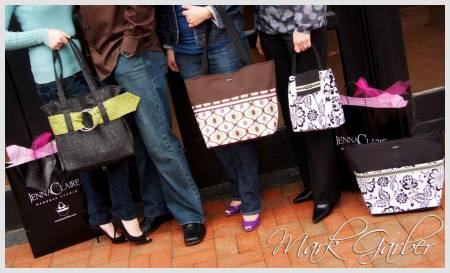 20% off Jenna Claire handmade bags