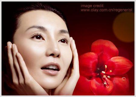 maggie-cheung-olay-regenerist