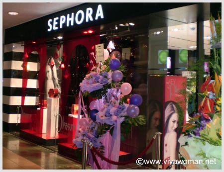 Shop Tour: Sephora opens in Singapore