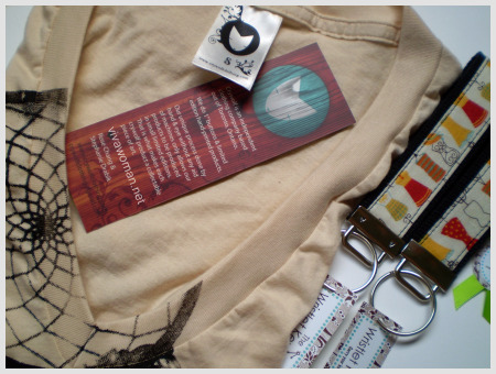 hand-printed-tees-wristlet-keychains