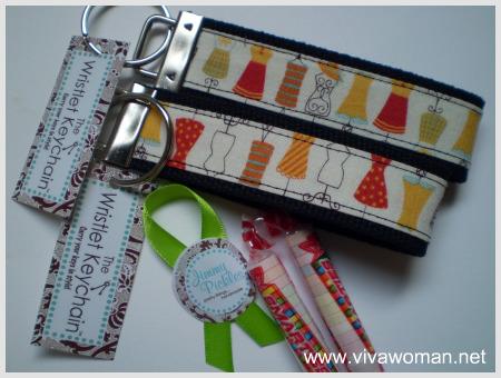 wristlet-keychain
