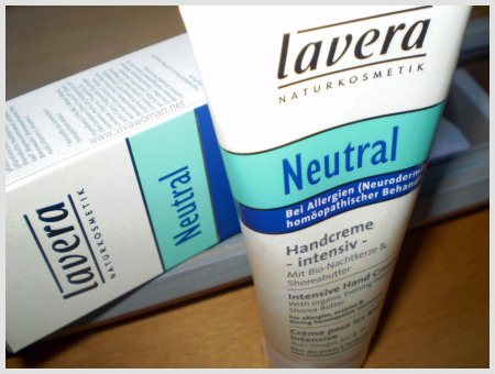 Lavera Neutral Intensiv Handcreme