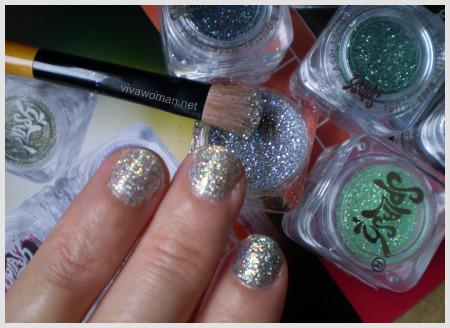 glitter nail express