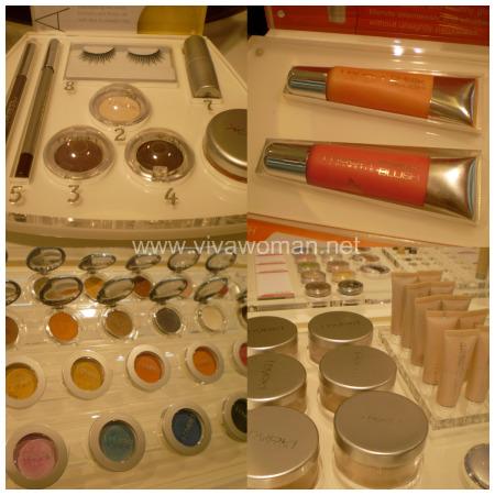 I Nuovi Makeup Range
