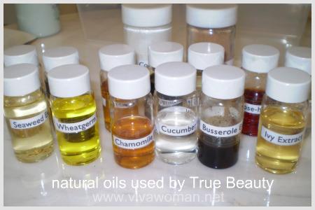 natural carrier oils