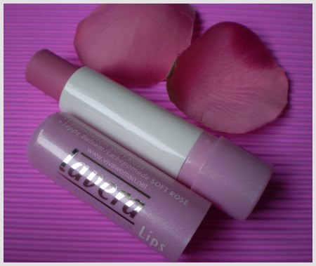 Lavera Soft Rose Lip Balm