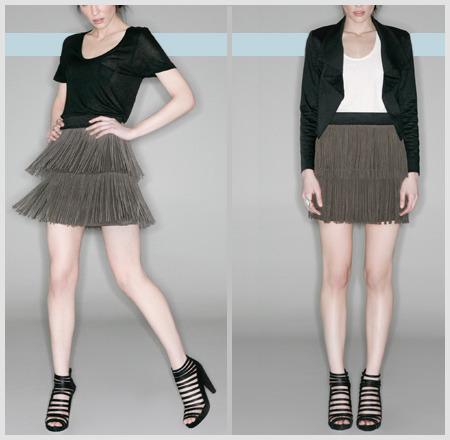 Fashion lookbook & free intl shipping