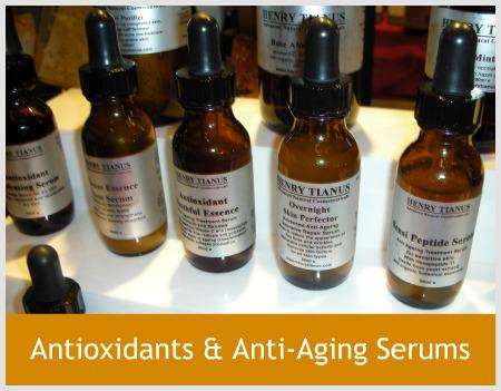 Henry Tianus Antioxidants & Anti-Aging Serums