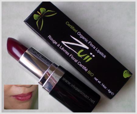 Zuii Organic Flora Lipstick