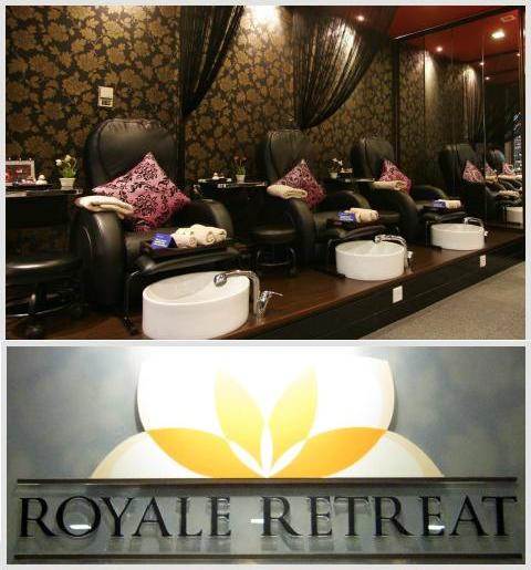 Royal Retreat Nail Spa