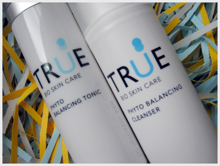 True Bio Skin Care Cleanser & Tonic