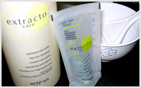 artego oily hair treatment