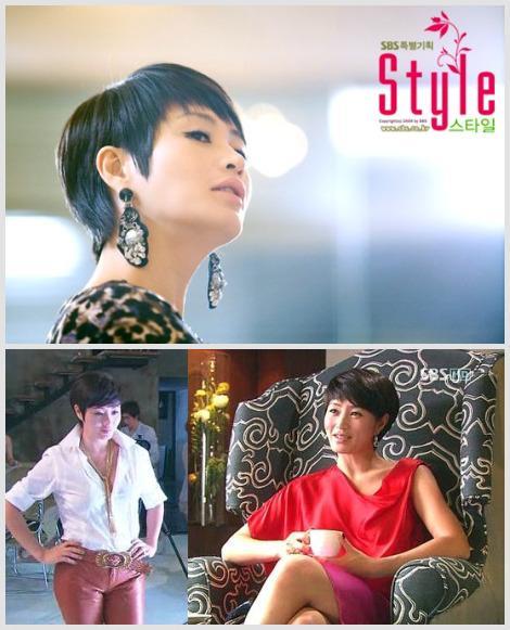Kim Hye Soo in Korean Drama Style