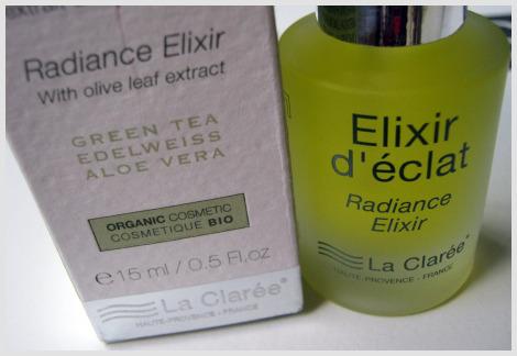 La Claree Oliv' Radiance Elixir