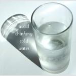 Viva Challenge: drink more warm water