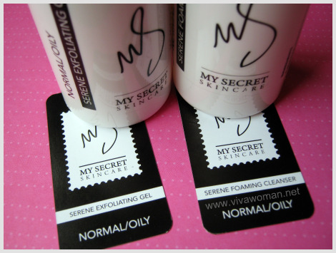 My Secret Skincare
