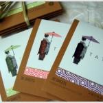 Tatcha aburatorigami Japanese blotting paper