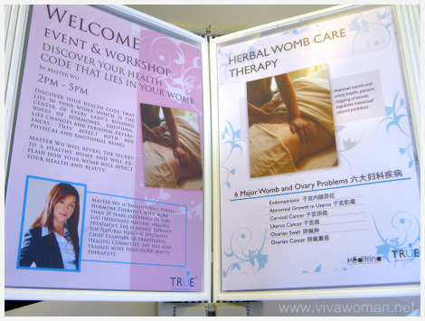 Herbal womb care therapy