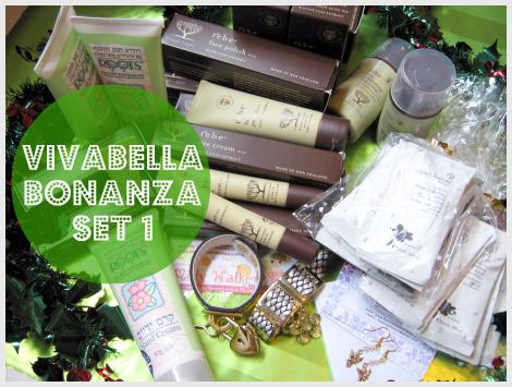 VivaBella Bonanza Set1