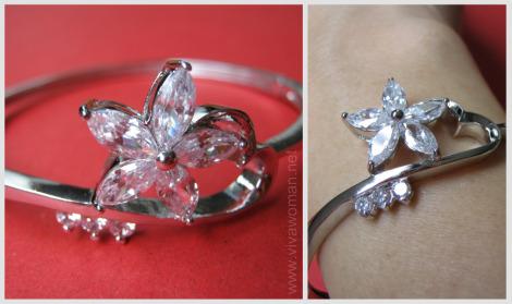 Star Sapphire Bracelet from JewelrySpice