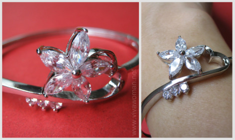 star sapphire bracelet