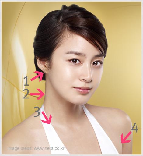 Viva Challenge: unblock facial lymph nodes
