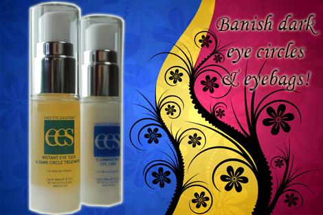 15% off instant eye tuck & dark circle treatment