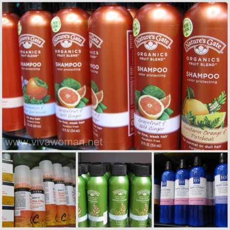 March promotion on natural & organic products