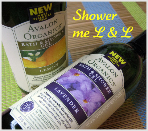 Review: Avalon Organics Bath & Shower Gel