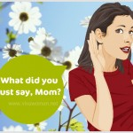 Do you heed your mom's beauty advice?