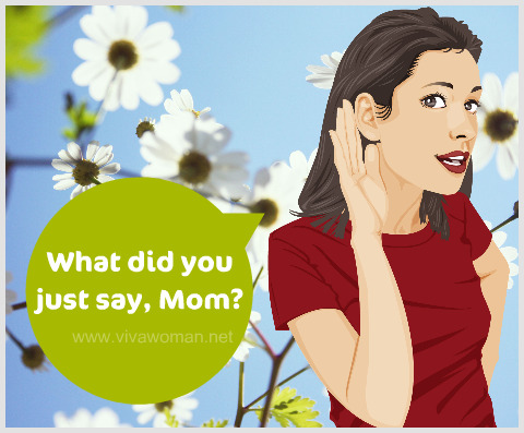 Do you heed your mom's beauty advice?