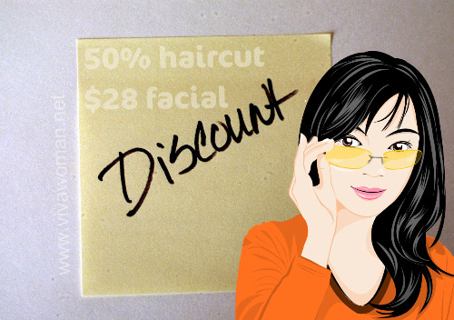 Promos on beauty services: is there a catch?