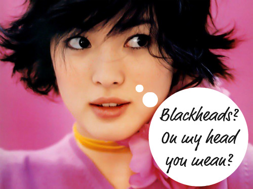 Share: your best way to get rid of blackheads?