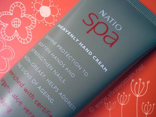 Is the Natio Spa Heavenly Hand Cream so divine?