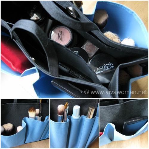 Makeup Mess Bag Organizer To The Rescue