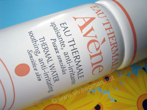 Avène Thermal Spring Water: my dry skin savior