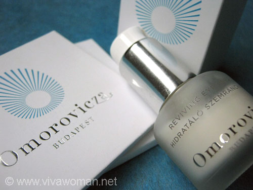 Omorovicza mineral-rich skin care from Budapest