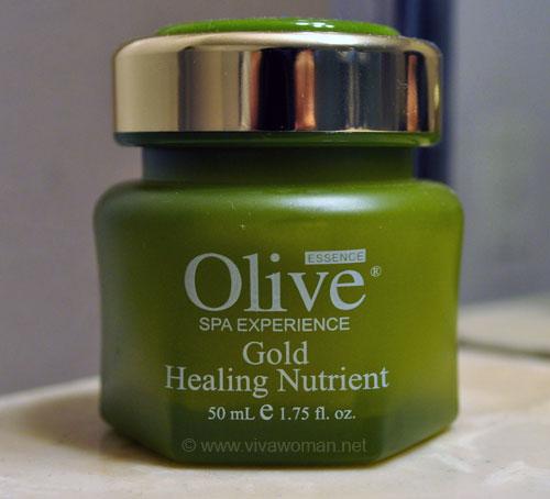 Spa de Soleil Olive Gold