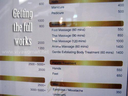 soft thai fuck massage