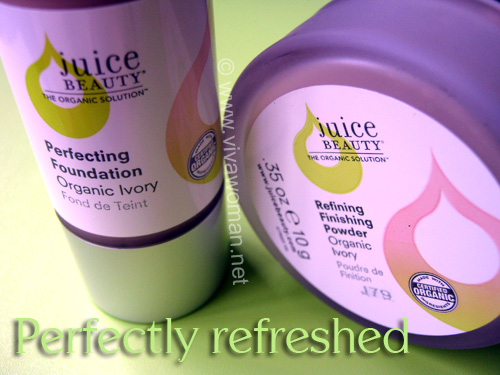 Juice Beauty Refining Finishing Powder