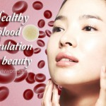 How does poor blood circulation affect your skin?