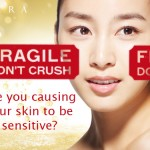 Are you causing your skin to become sensitive?
