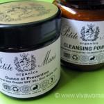 Petite Marie Organics Mineral Sun Cream SPF30+