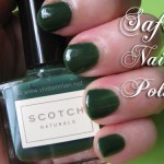 Scotch Naturals: safe and eco-friendly nail polish