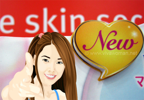Share: do you buy beauty stuff cos they are NEW?