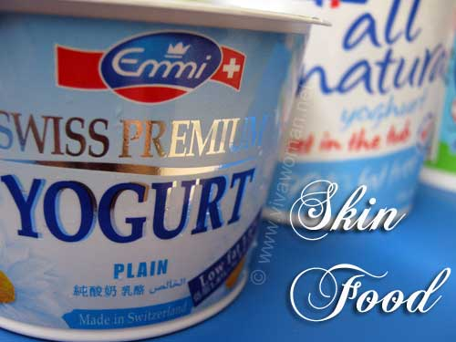 yogurt2 Yogurt: your natural source of Alpha Hydroxy Acids